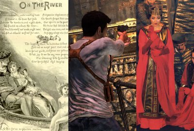 uncharted and verdi