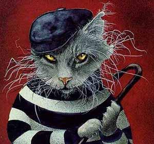cat burglar
