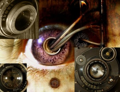crazy image montage that makes me think of computer vision