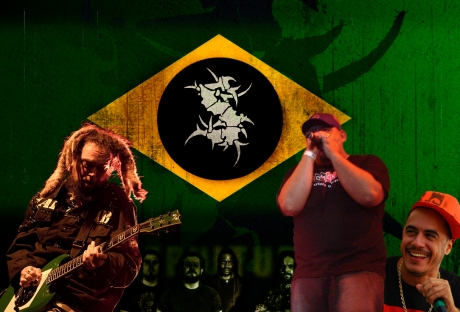 Planet Hemp, Raimundos and everything with the Cavalera brothers